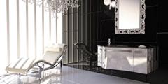 Furniture atelier mobili di lusso made in italy for Mobili bagno di lusso