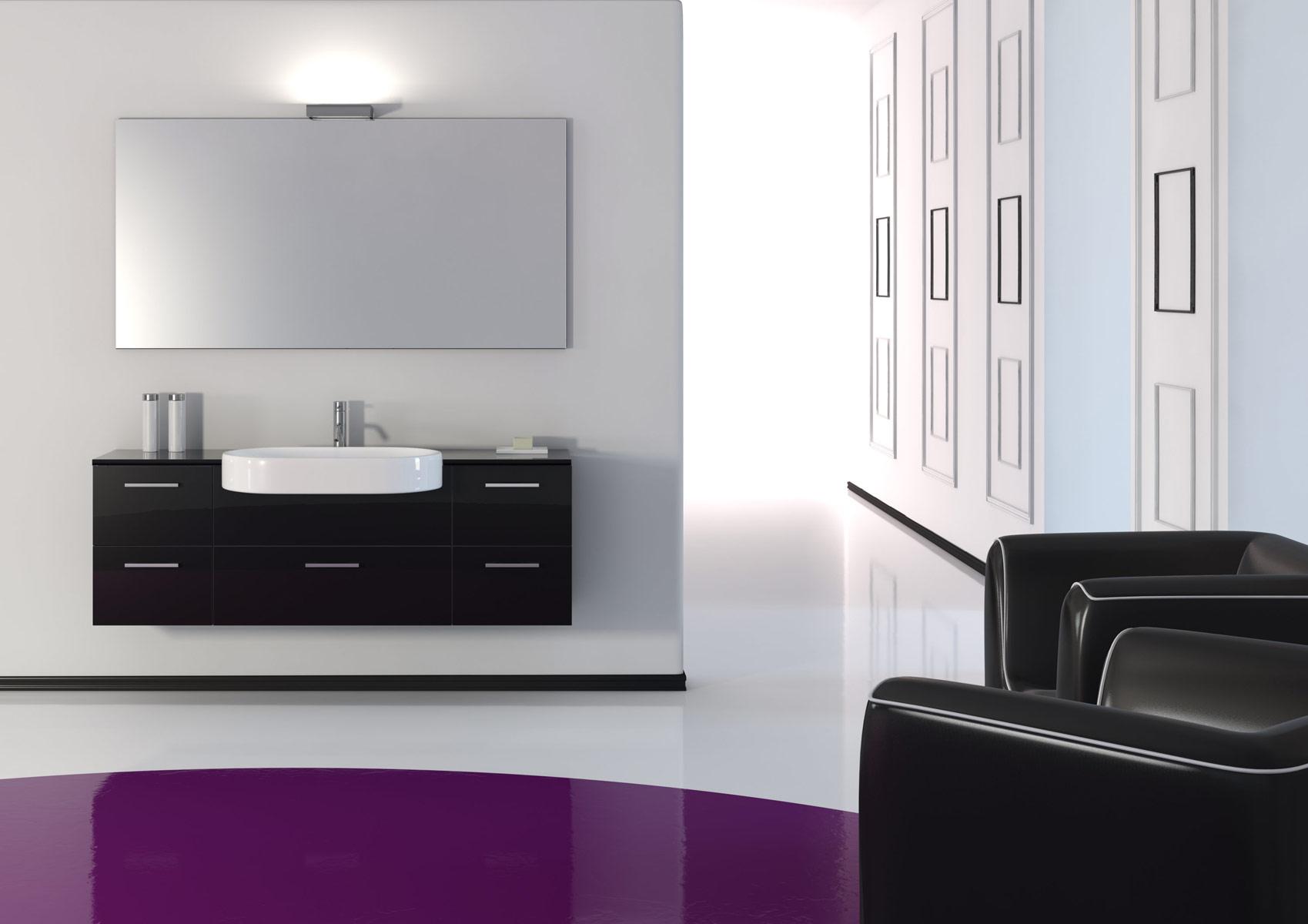 Designer bathroom furnishings – Duebi Italia