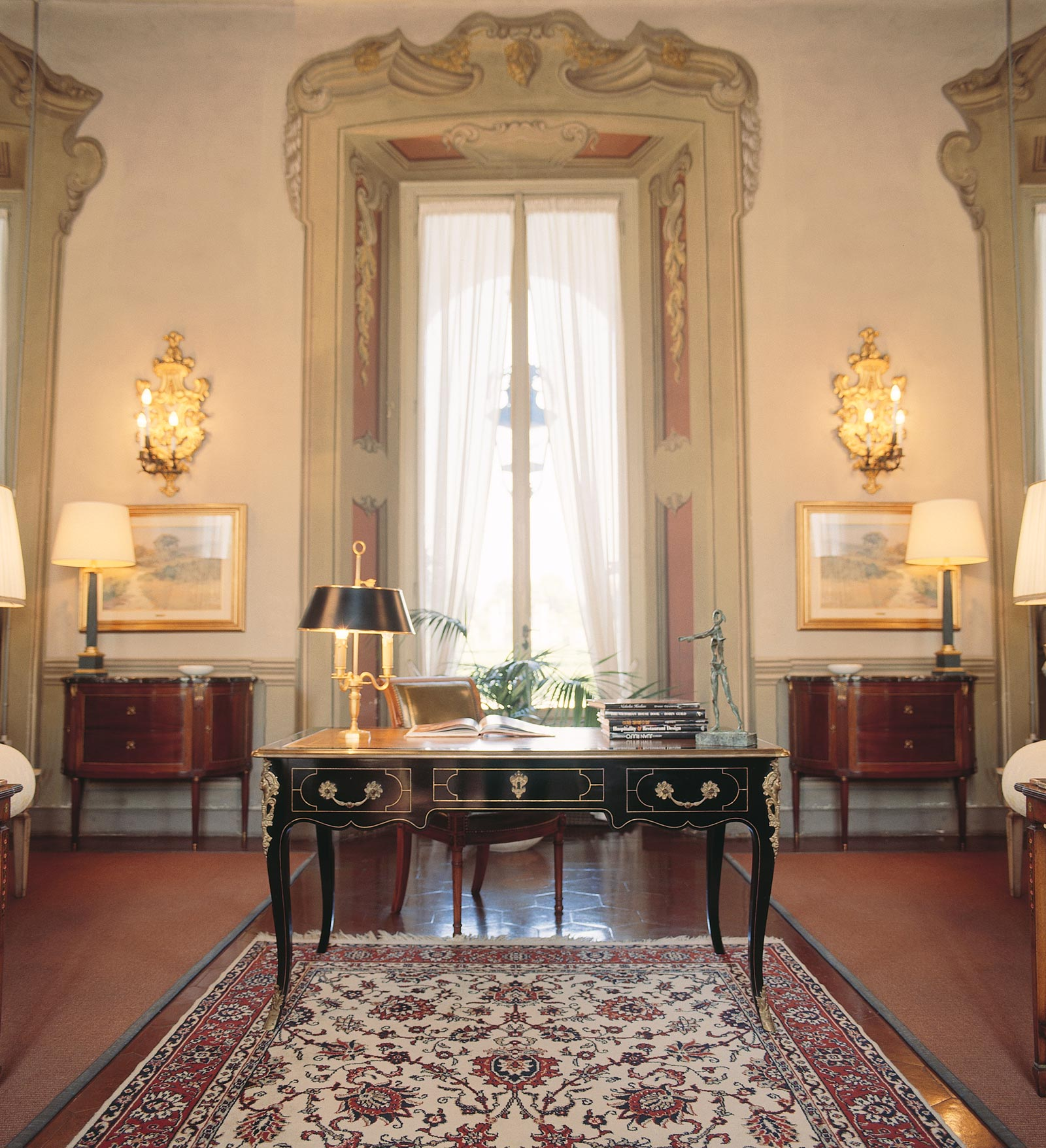 Gallery of beautiful ville with ville di lusso interni for Case americane arredamento