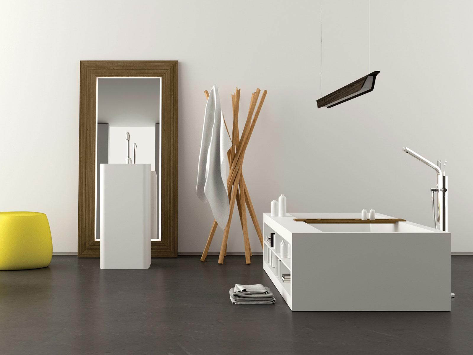 Mobili Bagno Freestanding : Arredare il bagno caratteristiche dei lavabi freestanding