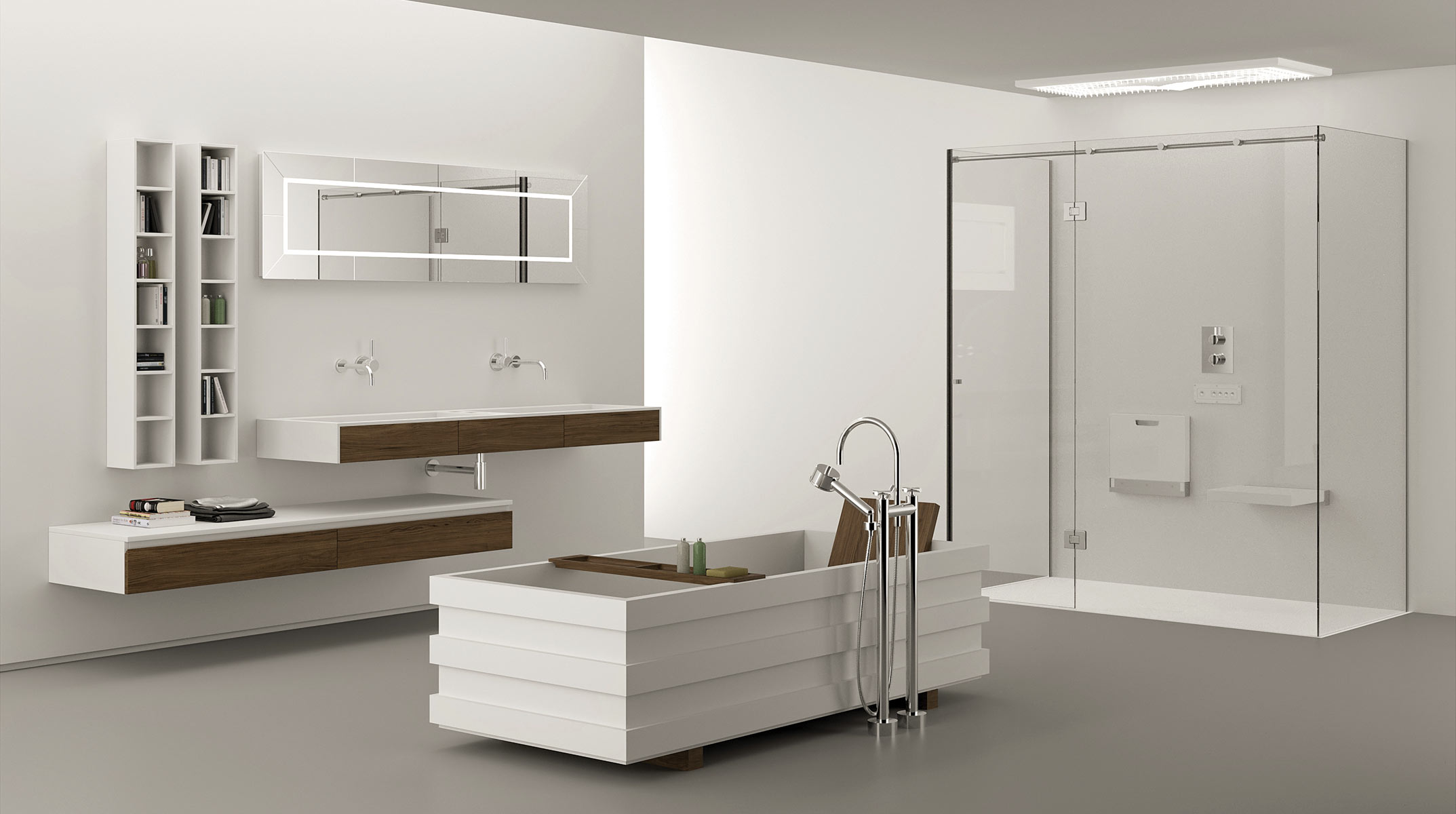 Bathroom furniture and moma design fireplaces - Accessori da bagno di lusso ...
