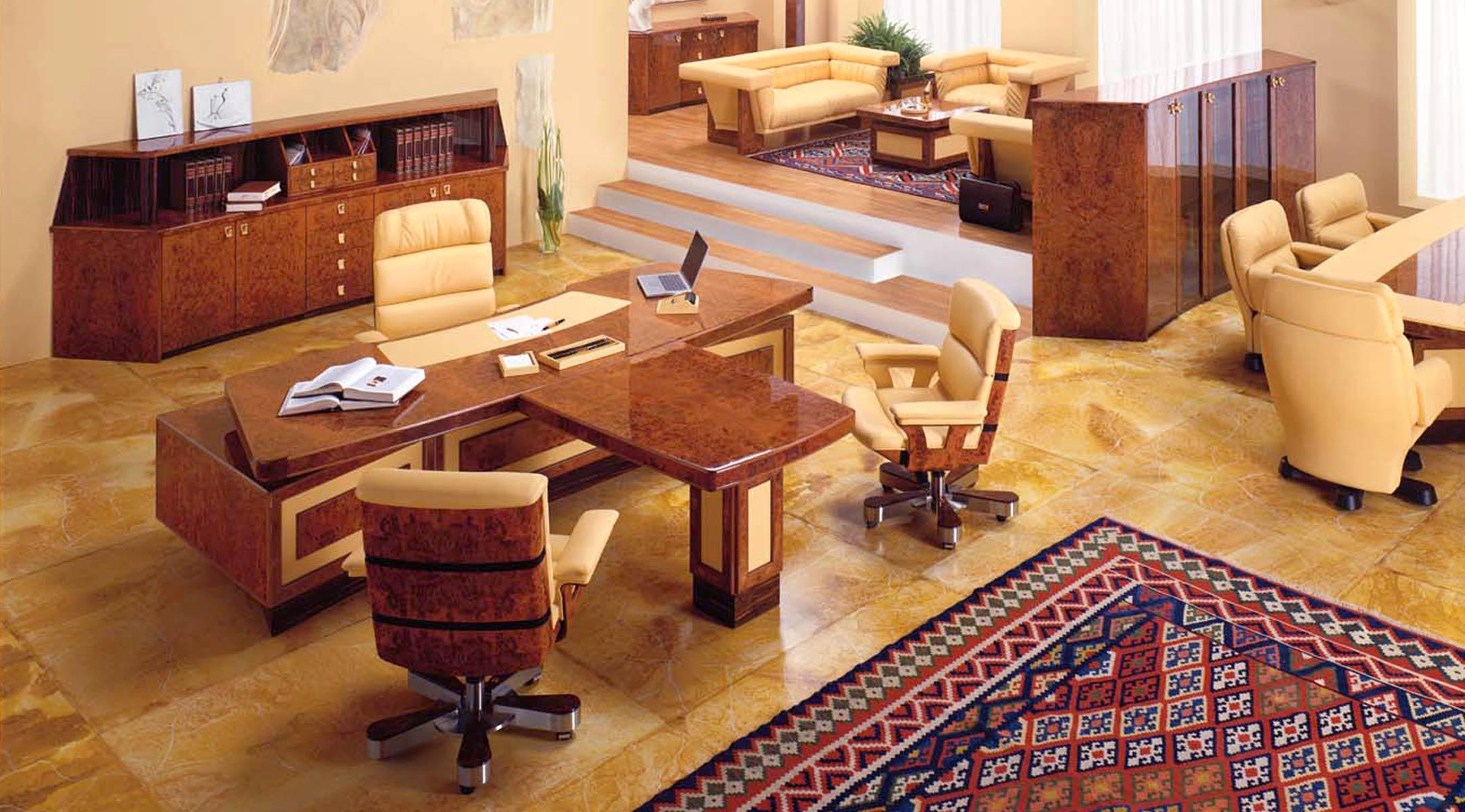 Ufficio Di Lusso : Uffici dirigenziali e presidenziali di lusso r a mobili