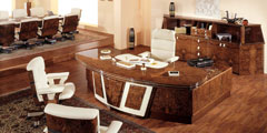 R.A. Mobili - Luxury furniture for executive and presidential offices - Company Page
