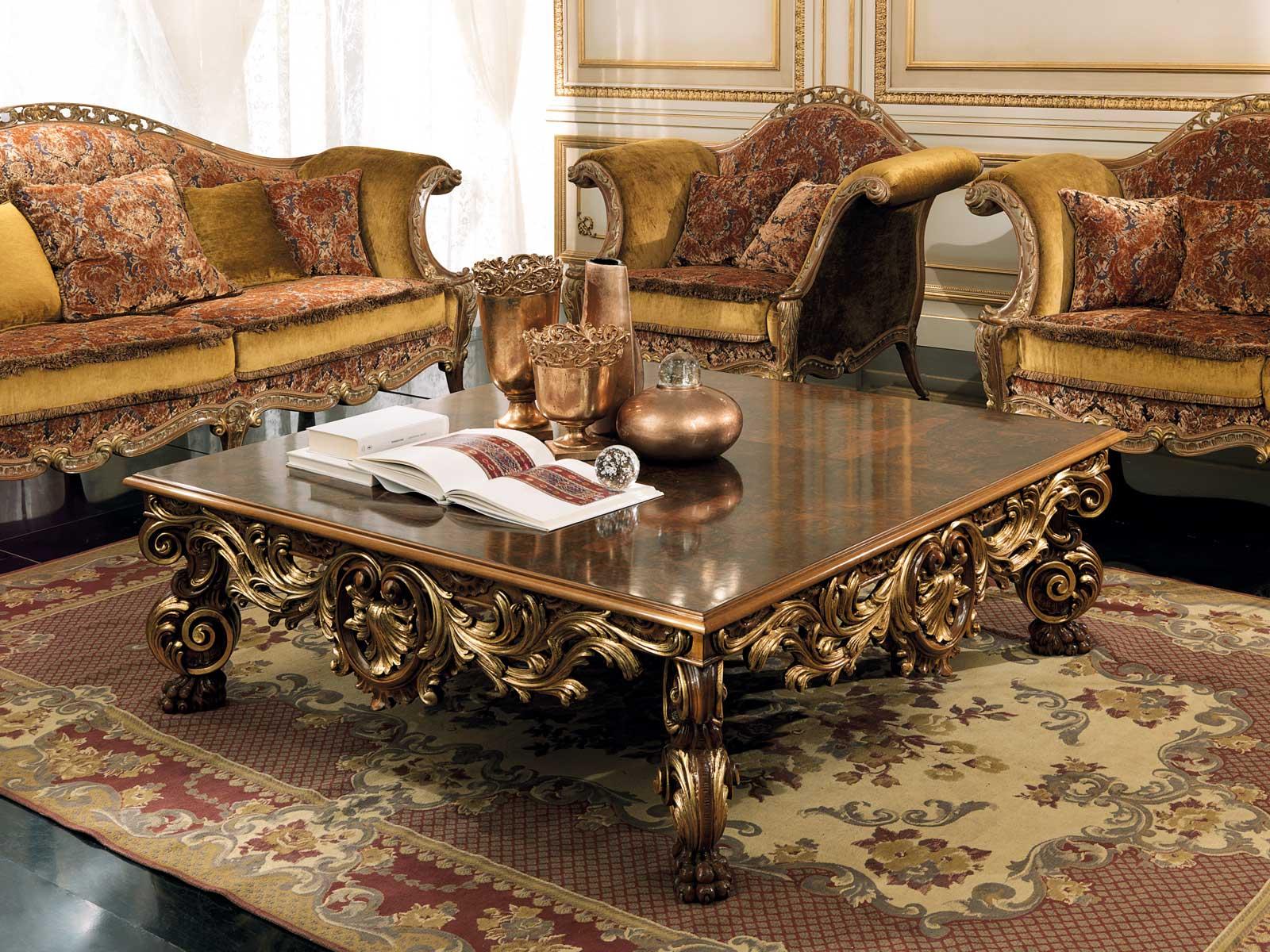 Mobili classici di lusso in stile e Art Decò - TST
