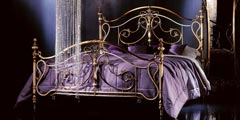 Valente - Brass beds and wrought-iron beds - Company Page