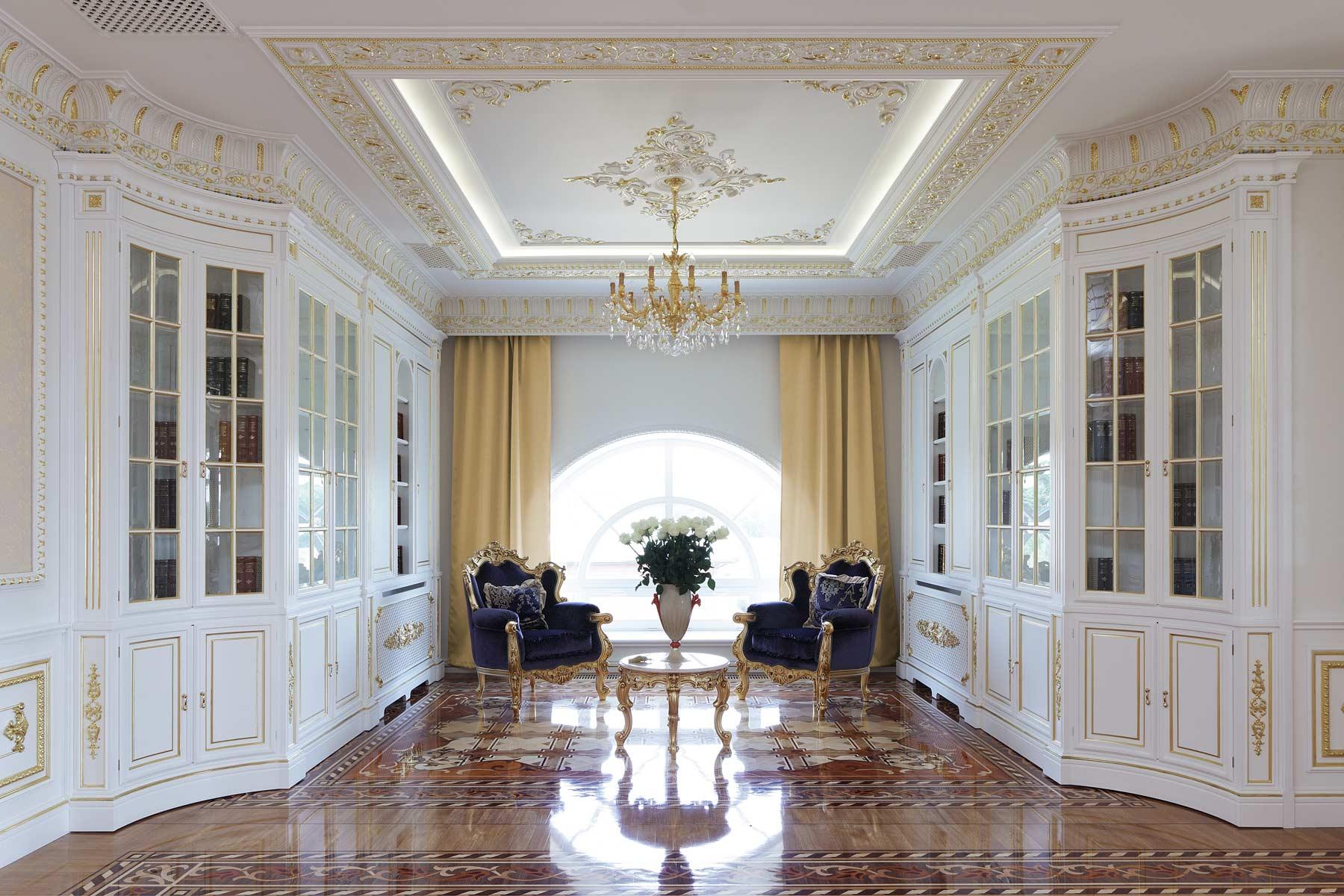 Arredi contract per ville hotel spazi di lusso vazzari for Arredamento interni lusso