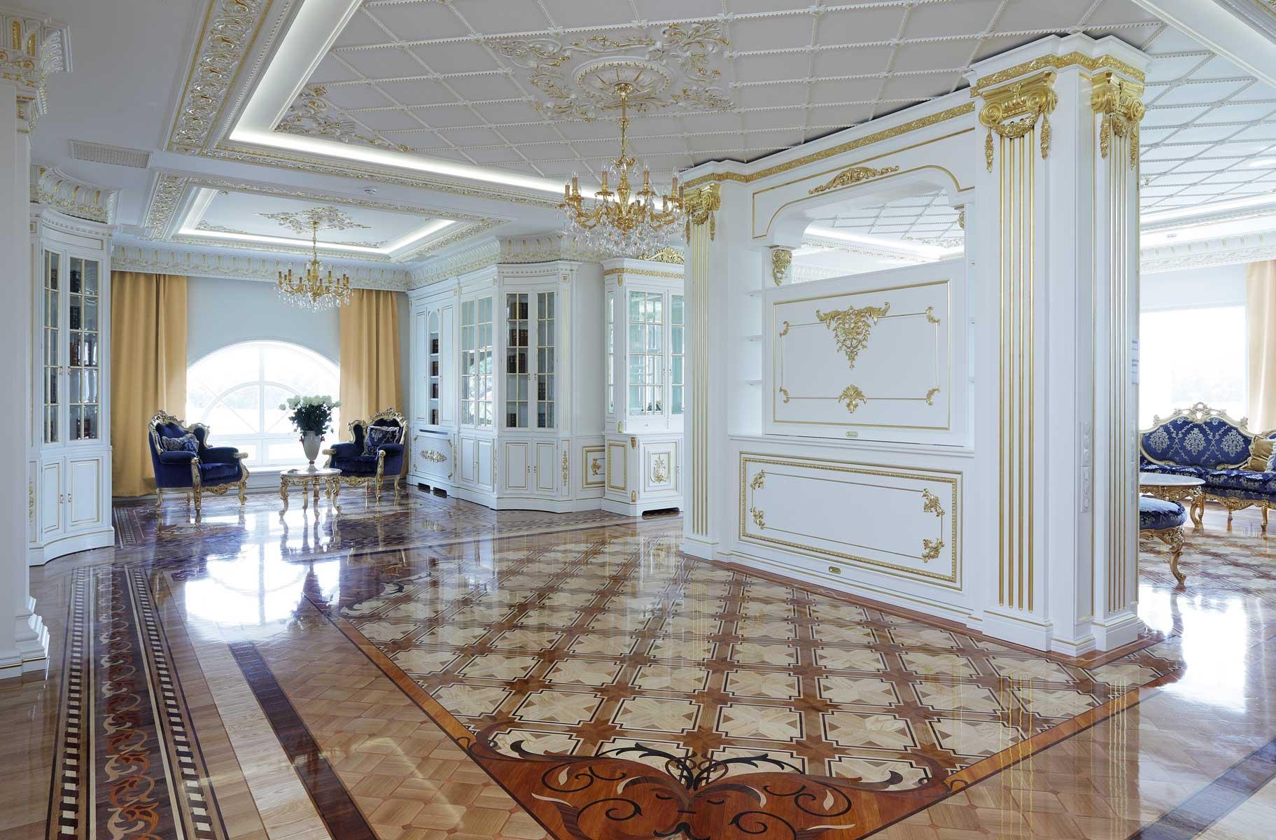 Arredi contract per ville hotel spazi di lusso vazzari for Misure arredamenti interni