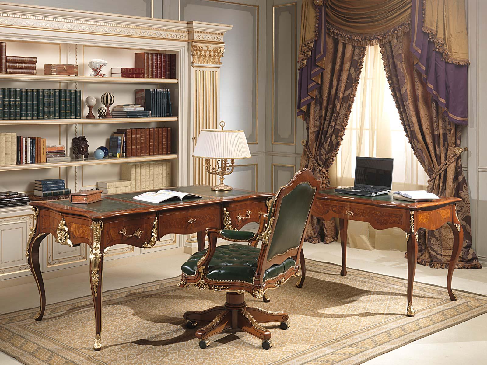 Mobili classici di lusso made in italy vimercati - Mobili luxury design ...