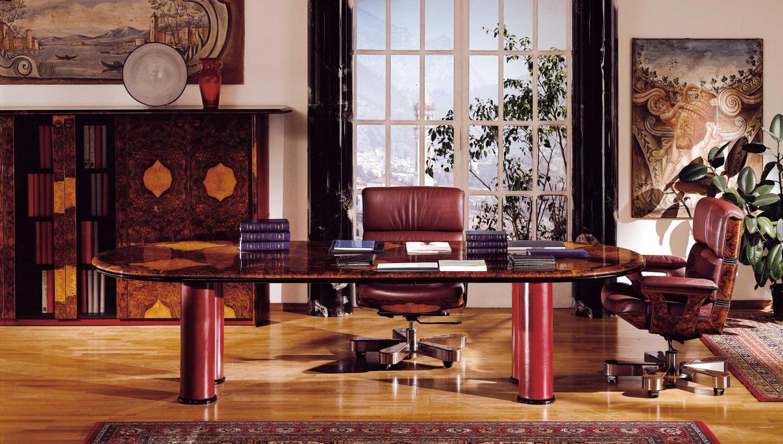 Office athena r a mobili for Arredo ufficio classico